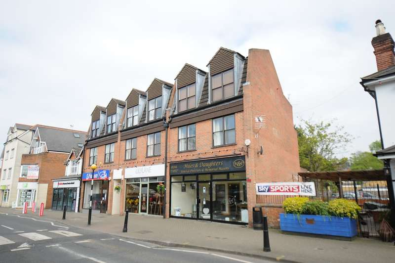 1 Bedroom Apartment Flat for sale in Napier Road, Crowthorne, RG45