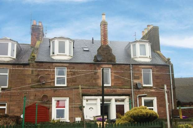 2 Bedrooms Flat for sale in Bents Road, Montrose, Angus, DD10 8QA