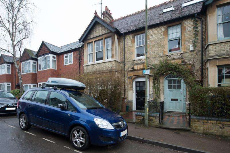 3 Bedrooms Terraced House for sale in Divinity Road, Oxford, Oxfordshire