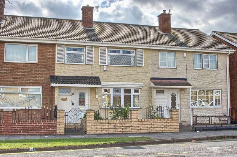 3 Bedrooms Terraced House for sale in Fulbeck Road, Netherfields