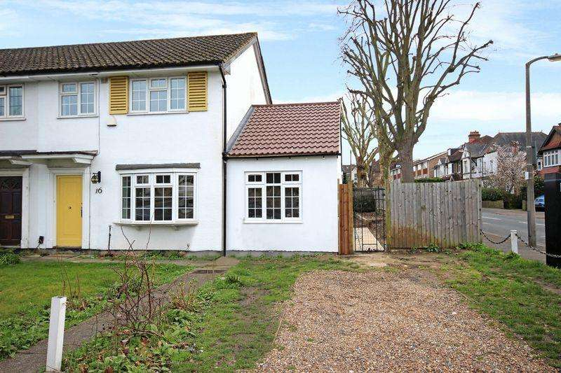 5 Bedrooms Semi Detached House for sale in SUTTON
