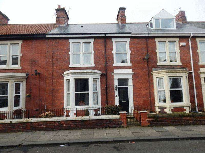 4 Bedrooms Terraced House for sale in Beaconsfield Street, Blyth