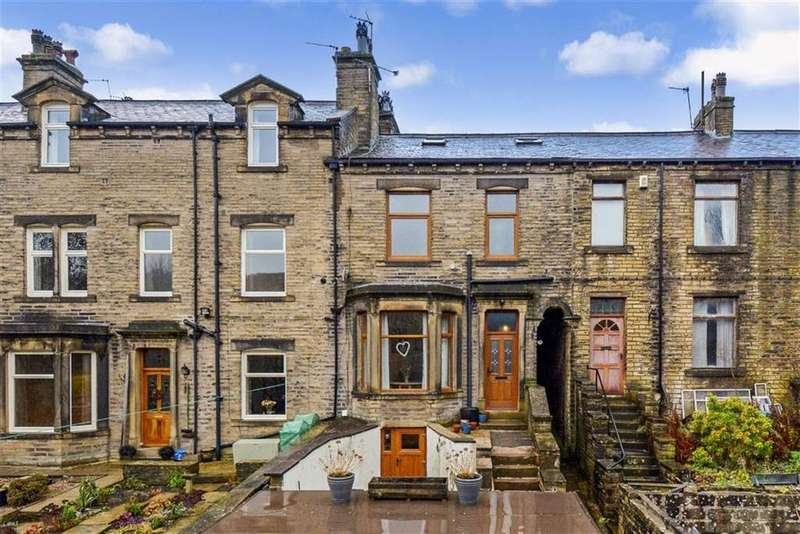 2 Bedrooms Terraced House for sale in Bank View, Luddendenfoot, Halifax, HX2