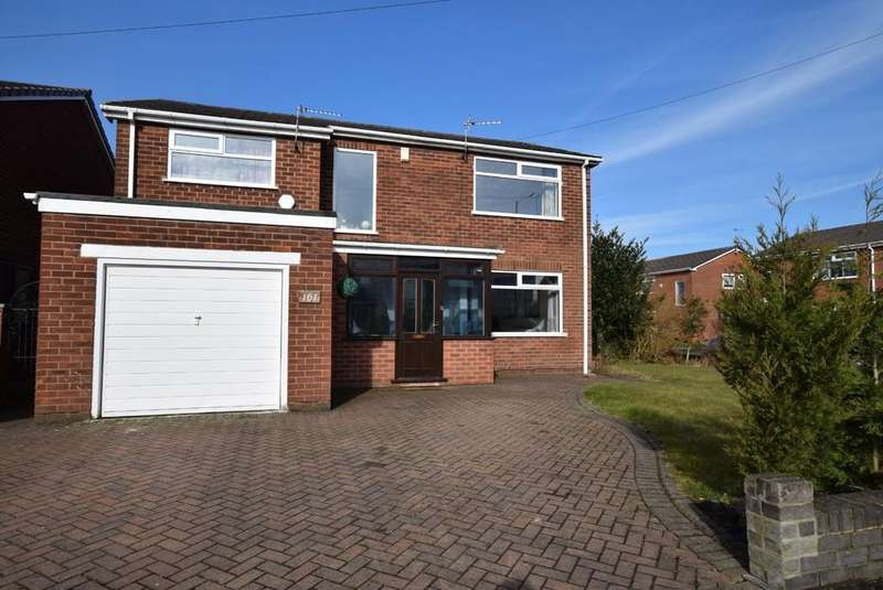 4 Bedrooms Detached House for sale in Bleak Hill Road, Windle, St. Helens