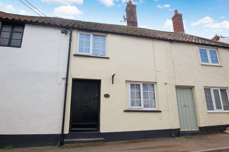 1 Bedroom Terraced House for sale in High Street, Stogursey