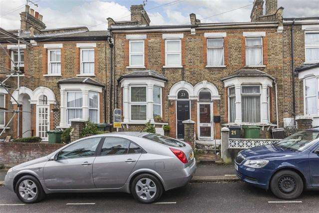 3 Bedrooms House for sale in Browns Road, Walthamstow