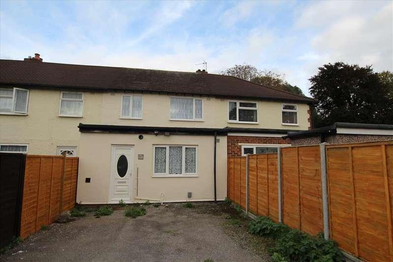 3 Bedrooms Terraced House for rent in Elm Park, Baldock, Hertfordshire, SG7 6EG