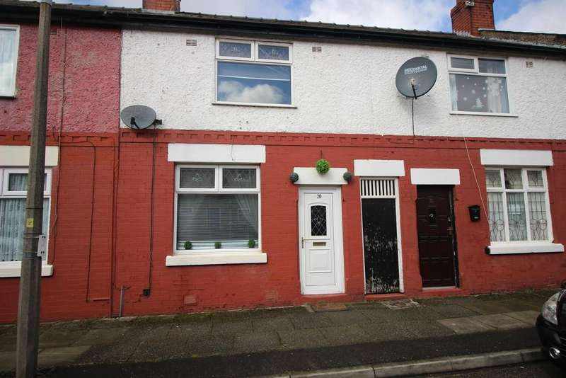 2 Bedrooms Terraced House for sale in Isherwood Street, Preston