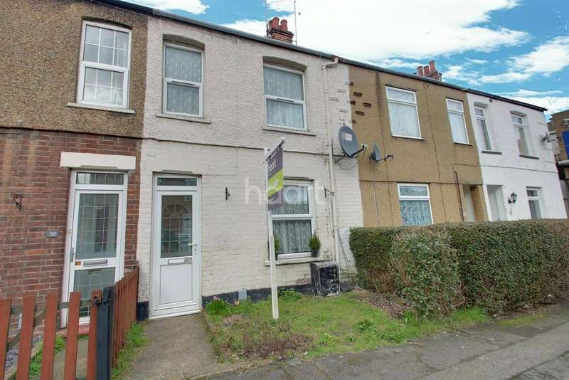 3 Bedrooms Terraced House for sale in Opportune Rd, Wisbech