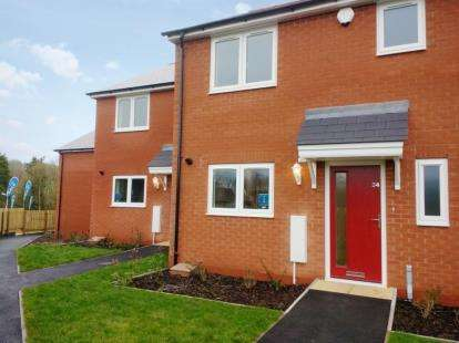 3 Bedrooms Terraced House for sale in Honiton, Devon