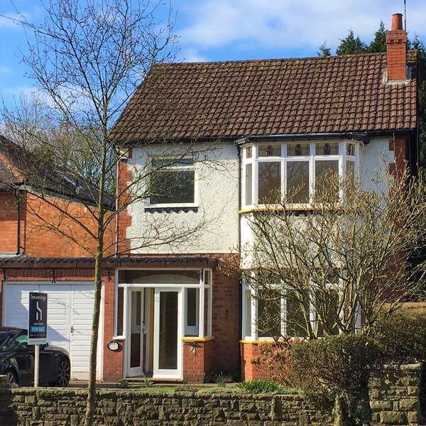3 Bedrooms Detached House for sale in Wychall Lane, Birmingham, West Midlands, B38
