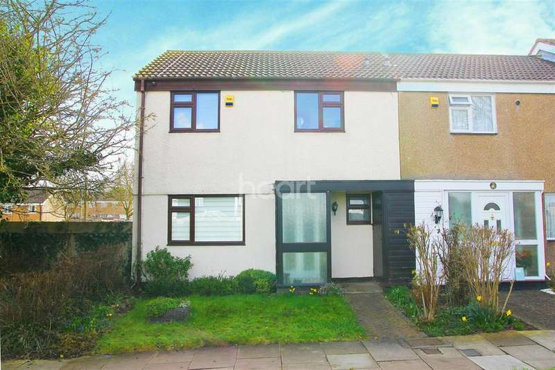 3 Bedrooms End Of Terrace House for rent in Spruce Hill, Harlow