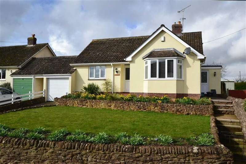 3 Bedrooms Bungalow for sale in Petherton Road, North Newton, North Newton Bridgwater, Somerset, TA7