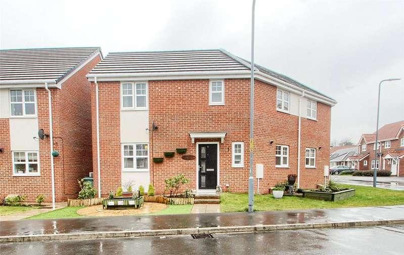 3 Bedrooms Semi Detached House for sale in Einstein Way, Hardwick