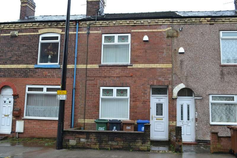 2 Bedrooms Terraced House for rent in Bryn Street, Ashton In Makerfield