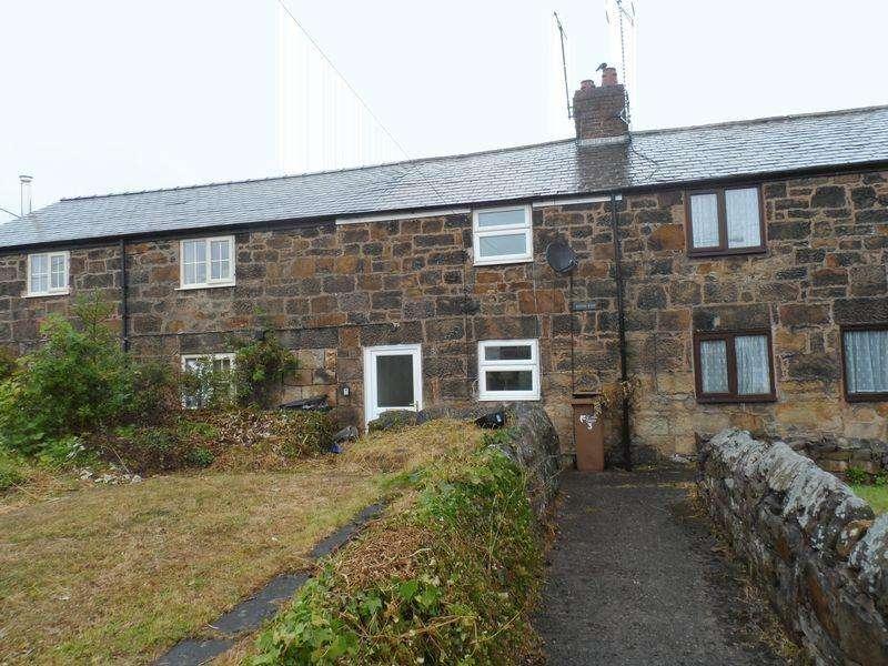 1 Bedroom Terraced House for sale in Cefn-Y-Bedd, Wrexham