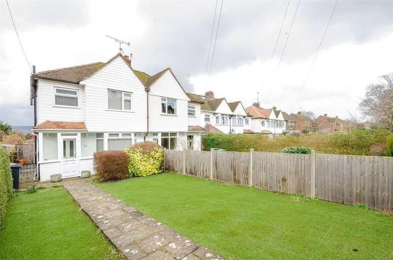 4 Bedrooms Semi Detached House for sale in London Road, Aylesford, Maidstone, Kent, ME20