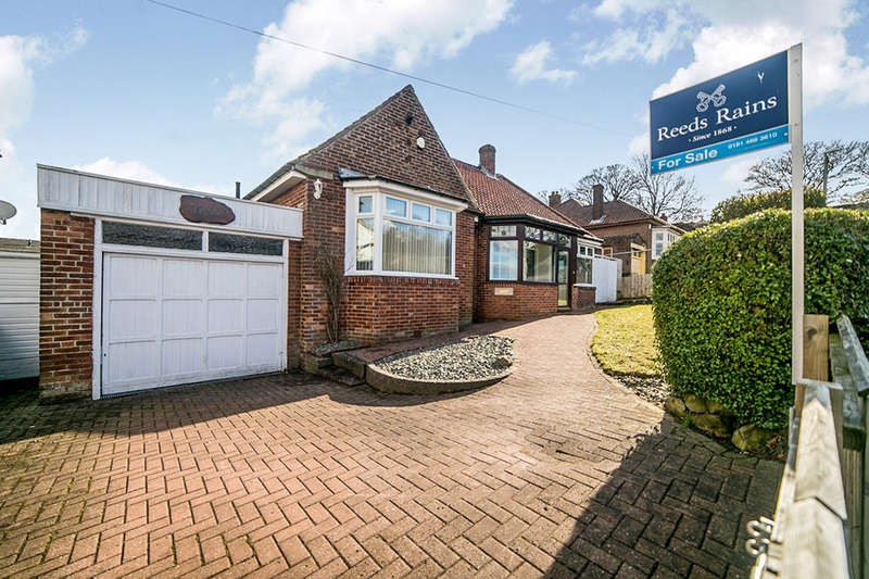 3 Bedrooms Detached Bungalow for sale in Dunston Bank, Dunston, Gateshead, NE11
