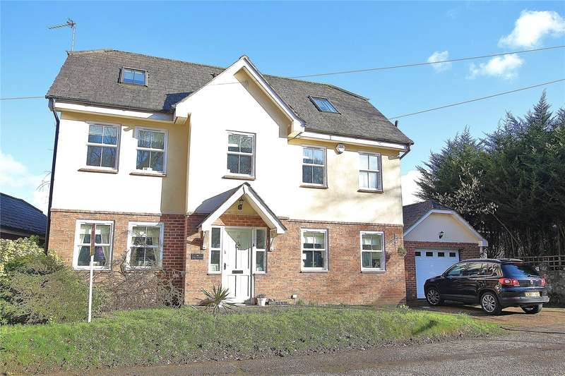 6 Bedrooms Detached House for sale in Queens Road, Bisley, Woking, Surrey, GU24