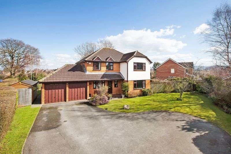 4 Bedrooms Property for sale in Comeytrowe Orchard Comeytrowe, TAUNTON