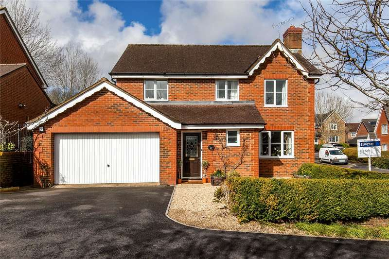 4 Bedrooms Detached House for sale in Oldfield Road, Bishopdown, Salisbury, Wiltshire, SP1