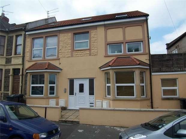 2 Bedrooms Maisonette Flat for sale in 2 Stirling Road, Sandy Park, Bristol