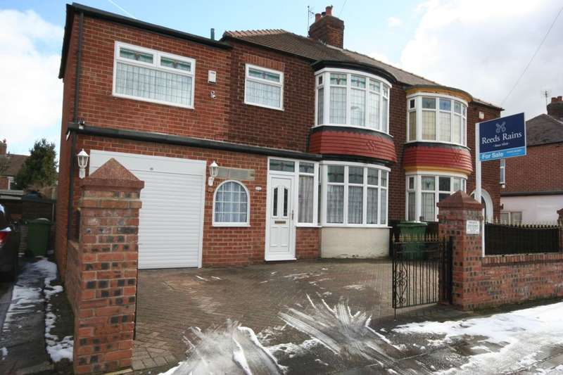 3 Bedrooms Semi Detached House for sale in Preston Road, Hartburn, Stockton-On-Tees, TS18