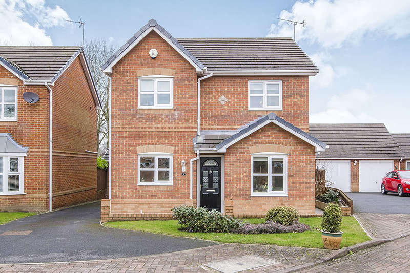 3 Bedrooms Detached House for rent in Mayfield Court, Barlow, Selby, YO8