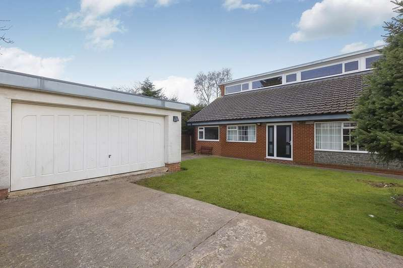 3 Bedrooms Detached Bungalow for sale in Low Croft, Woodplumpton, Preston, PR4