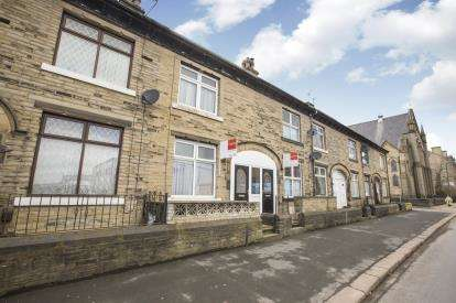 3 Bedrooms Terraced House for sale in Queens Road, Halifax, West Yorkshire