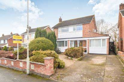 4 Bedrooms Detached House for sale in Seaton Road, Wigston, Leicestershire