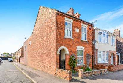 3 Bedrooms Detached House for sale in Cleveland Street, Kempston, Bedford, Bedfordshire