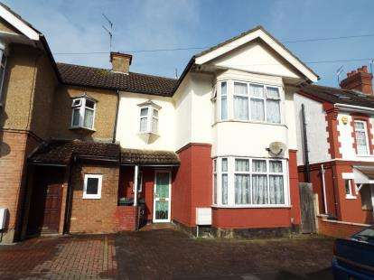 3 Bedrooms Semi Detached House for sale in Mansfield Road, Luton, Bedfordshire