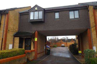 1 Bedroom Maisonette Flat for sale in Regents Court, Princes Street, Peterborough, Cambridgeshire