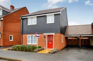4 Bedrooms Detached House for sale in Herdwick Close, Kingsnorth, Ashford, Kent