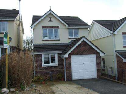 3 Bedrooms Detached House for sale in St Matthews Hill, Wadebridge, Cornwall