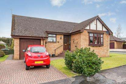 3 Bedrooms Bungalow for sale in The Links, Cumbernauld