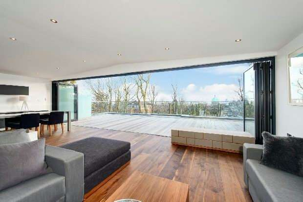 5 Bedrooms Flat for sale in Kempton House, Cholmeley Park, Highgate Village, N6