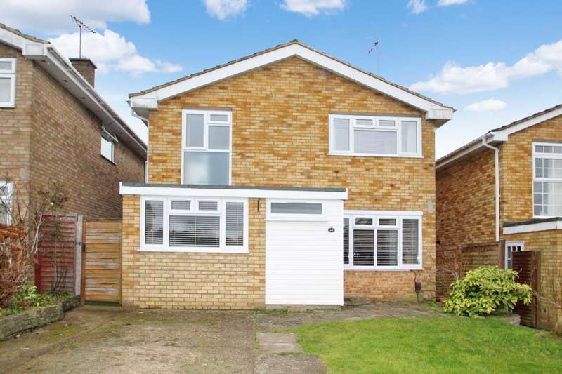 4 Bedrooms Detached House for sale in EXTENDED 4/5 BED DETACHED FAMILY HOME WITH OFF ROAD PARKING