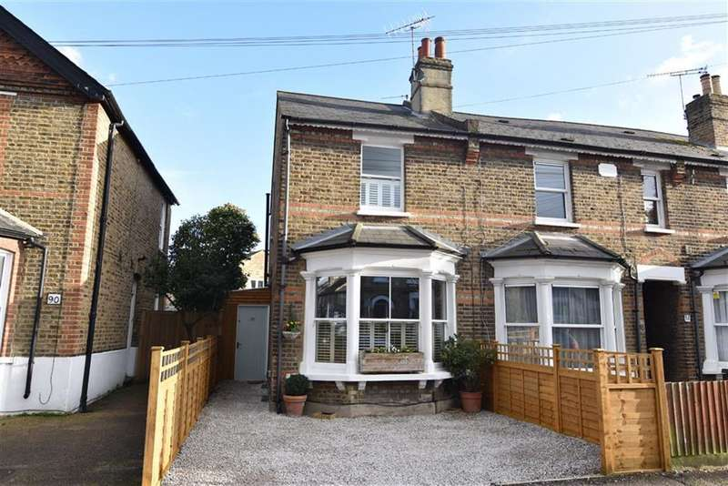 3 Bedrooms Semi Detached House for sale in Gibbon Road, Kingston Upon Thames