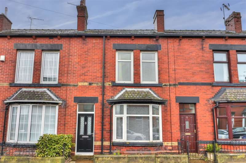 3 Bedrooms Terraced House for sale in Newall Street, Littleborough, OL15 9DP