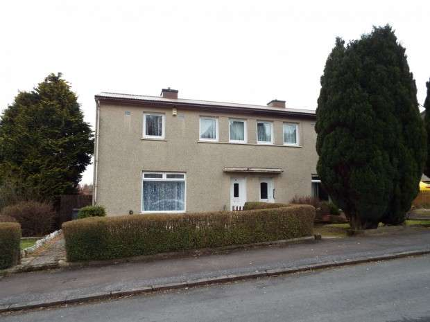 3 Bedrooms Semi Detached House for sale in Greenhead Road, Renfrew, PA4