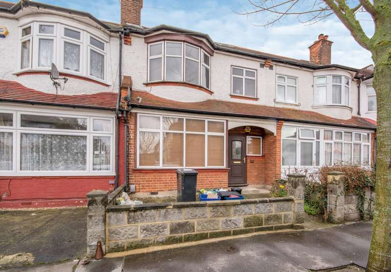 4 Bedrooms House for sale in Queenswood Avenue, Thornton Heath, CR7