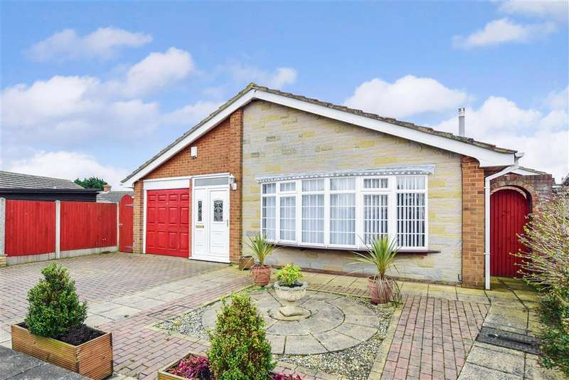 2 Bedrooms Bungalow for sale in Knowler Way, , Beltinge, Herne Bay, Kent