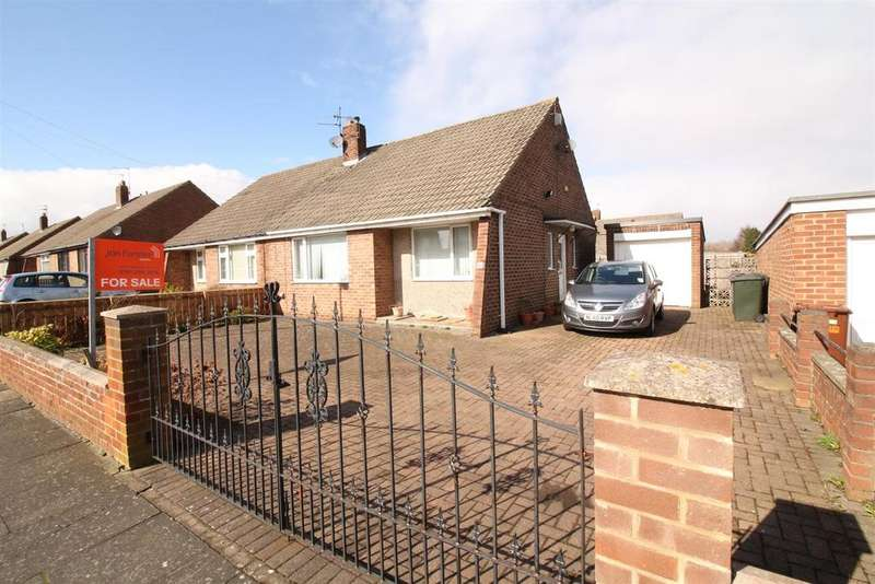 2 Bedrooms Bungalow for sale in Caldwell Road, Red House Farm, Newcastle Upon Tyne
