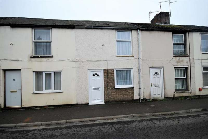 2 Bedrooms Terraced House for sale in Winsover Road, Spalding