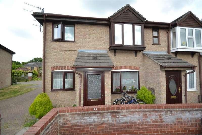 2 Bedrooms Flat for sale in Enville Way, Highwoods, COLCHESTER, Essex