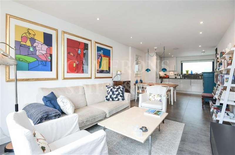 2 Bedrooms Apartment Flat for sale in High Road, Willesden, Willesden, London, NW10