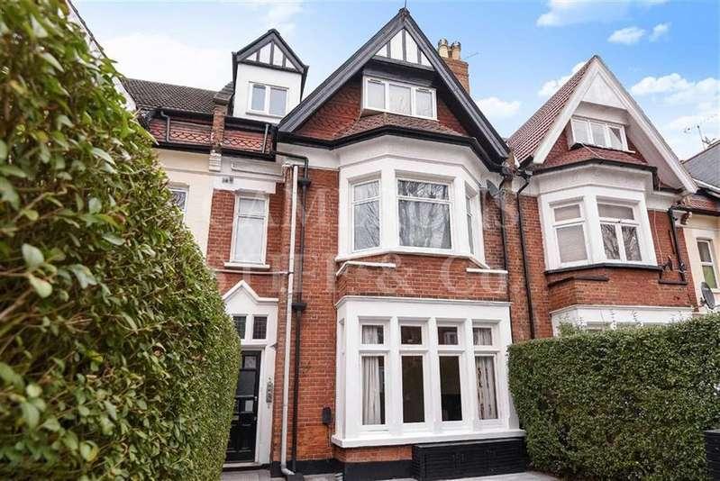 2 Bedrooms Flat for sale in Blenheim Gardens, Willesden Green, London, NW2
