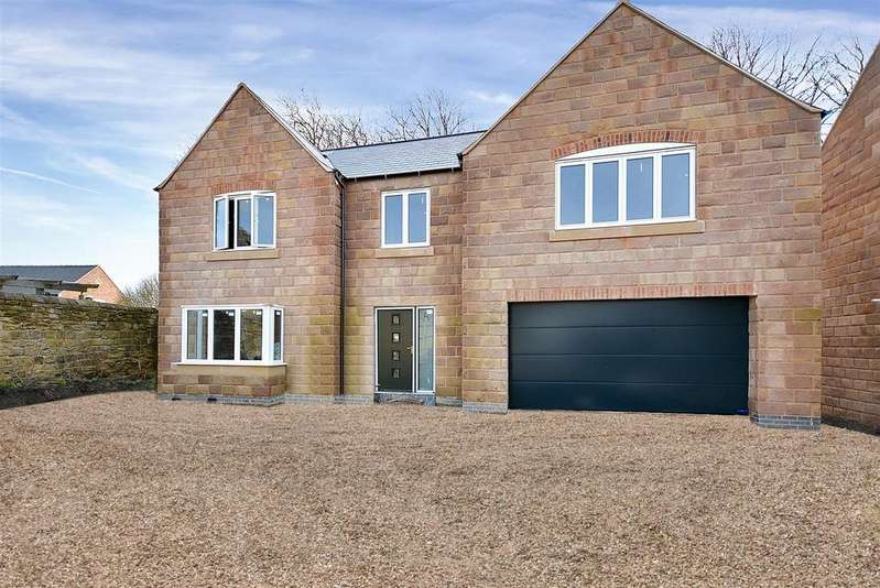 4 Bedrooms Detached House for sale in Plot 2, Lime Tree Close (Off High Street), Tibshelf